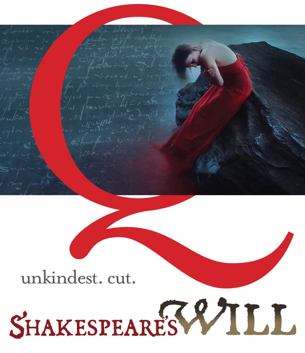 Quantum Theatre Shakespeare's Will Preview Poster Image