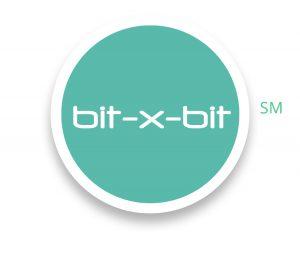 bit-x-bit logo